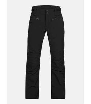 Peak Performance Scoot Active L Ski Pants Black nohavice