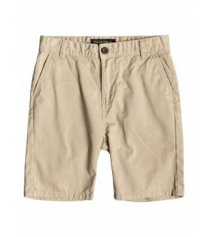 Quiksilver Everyday Chino Light Shorts Kraťasy TGS0 béžové
