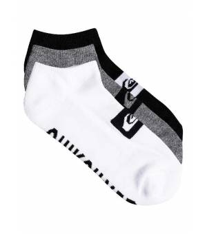 Quiksilver 3 Ankle Pack Socks pánske ponožky mix farieb