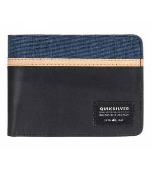 Quiksilver Reefbreak Wallet peňaženka čierna