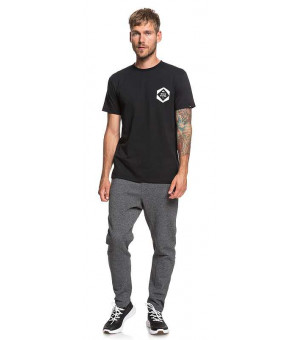 Quiksilver Adapt Travel Fleece Pant nohavice KRPH sivé