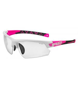 R2 EVO Slnečné Okuliare Pink/White/Black
