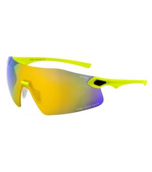 R2 Vivid XL Slnečné Okuliare Yellow