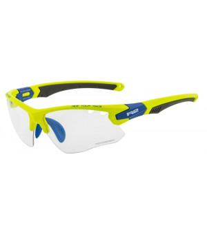 R2 Crown Slnečné Okuliare Yellow/Blue