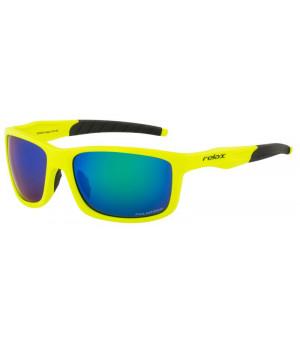 Relax Gaga Slnečné Okuliare Neon Yellow