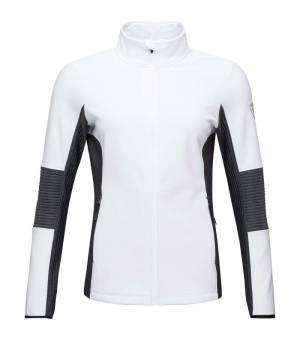 Rossignol Course Clim W Jacket White mikina