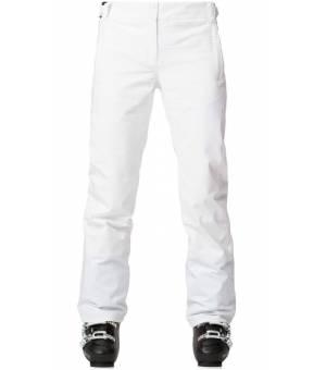 Rossignol Elite W Pants White nohavice