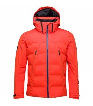Rossignol Depart M Jacket Lava Orange bunda