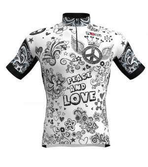 Rosti Peace and Love cyklistický dres