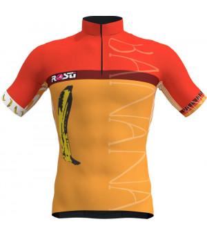 Rosti Banana cyklistický dres
