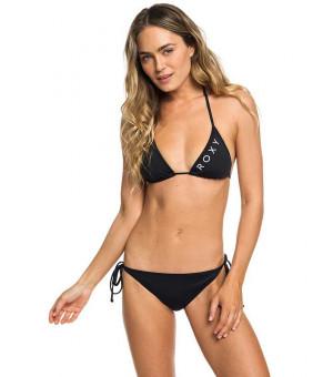 Roxy Tiki Tri Bikini Set plavky KVJ0 čierne