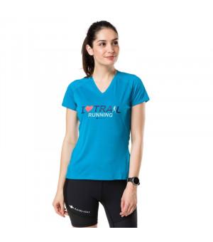 Raidlight Technical SS Top W blue tričko