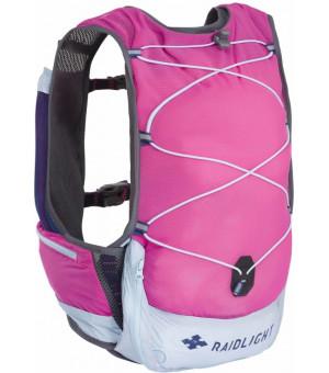 Raidlight Activ 3l Vest W pink/light blue vesta