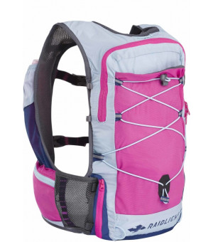 Raidlight Activ 6l Vest W pink/light blue vesta