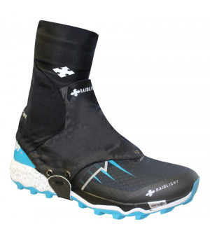 Raidlight Trail Gaiters black návleky