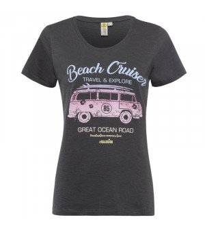 Roadsign T-Shirt Beach Cruiser Tričko anthracite