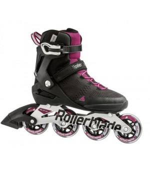 Rollerblade Spark 80 ST W kolieskové korčule pink