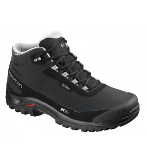 Salomon Shelter CS WP Black/Frost Gray
