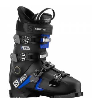 Salomon S/Pro X90 CS black/race blue 19/20
