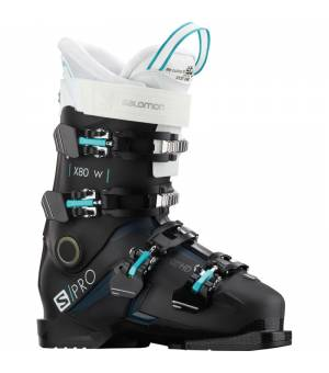 Salomon S/Pro X80 CS W black/white/petrol 19/20