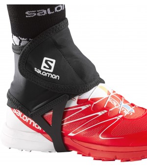 SALOMON TRAIL GAITERS LOW NAVLEKY