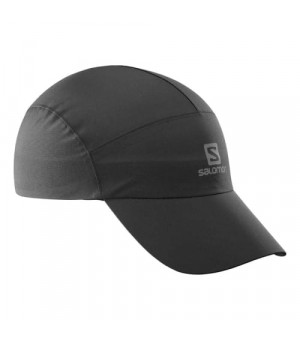 Salomon Waterproof Cap black šiltovka