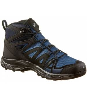 Salomon Robson Mid GTX Black/Blue
