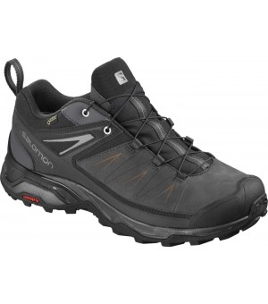 Salomon X Ultra 3 Leather GTX obuv čierna