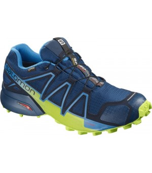 Salomon Speedcross 4 GTX obuv modrá