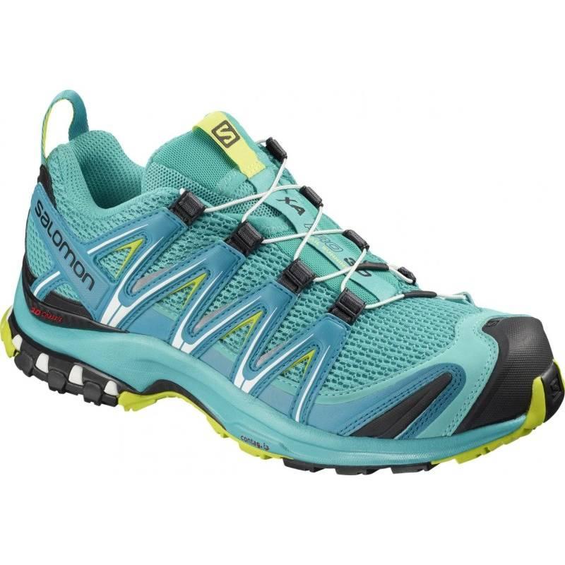 1f566dfcbb37 Dámske bežecké topánky Salomon XA Pro 3D W modré