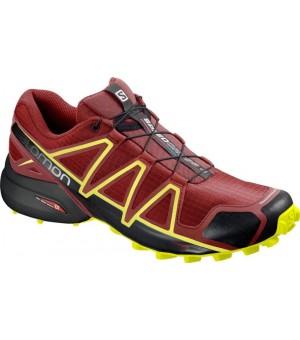 Salomon Speedcross 4 obuv červená