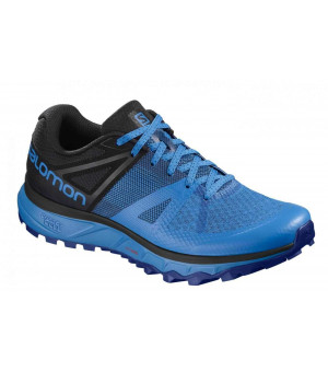 Salomon Trailster indigo bun/black