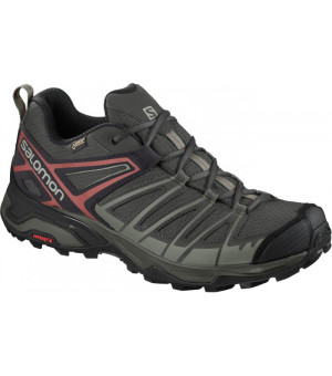 Salomon X Ultra 3 Prime GTX castor gray/shadow/bossa nova