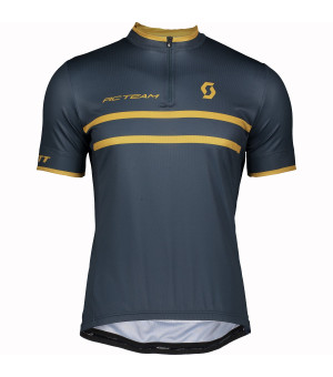 Scott RC Team 20 cyklodres Nightfall Blue/Ochre Yellow
