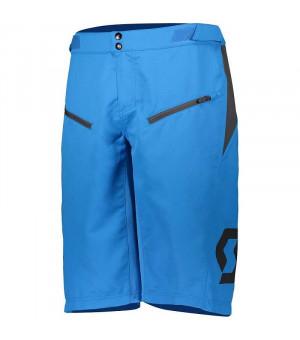 Scott Shorts Trail Vertic cyklokraťasy modré