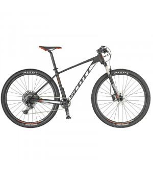 Scott Scale 980 black/white bicykel 2019