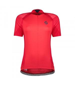 SCOTT Endurance 20 S/SL W dres červený