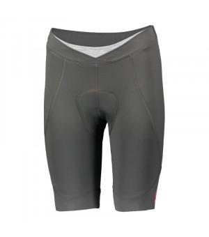 SCOTT Endurance 10+++ W cyklošortky sivé