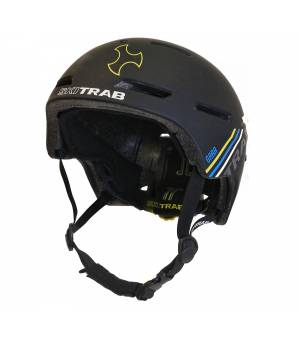 Skitrab Gara Helmet black/yellow 19/20