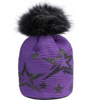 Sportalm Starlight Cap Violet čiapka
