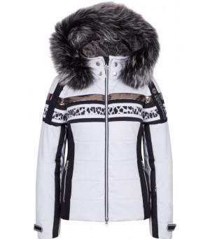 Sportalm Melina Ski Jacket W White bunda