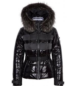 Sportalm Juwel Ski Jacket Black bunda