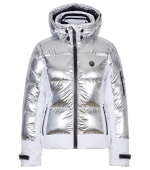 Sportalm Cooris Metallic White bunda