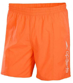 Speedo Scope 16 šortky oranžové