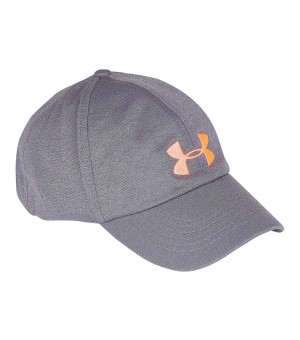 UNDER ARMOUR RENEGADE CAP ŠILTOVKA SIVÁ