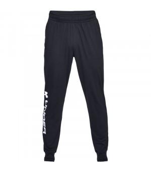 Under Armour Sportstyle Cotton nohavice čierne