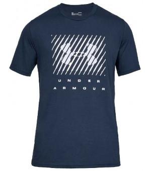Under Armour Branded tričko 47 modré