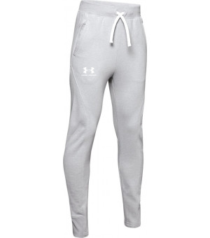 Under Armour Rival Solid Joggers mod gray nohavice