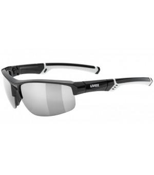 Uvex Sportstyle 226 mat black slnečné okuliare