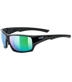 Uvex Sportstyle 222 POLA  black slnečné okuliare